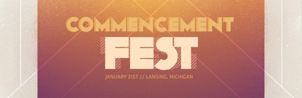 Commencement Fest 2017 || Preview & Giveaway
