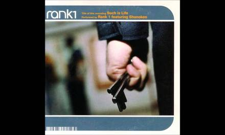 #TBT    Rank 1 – Such Is Life