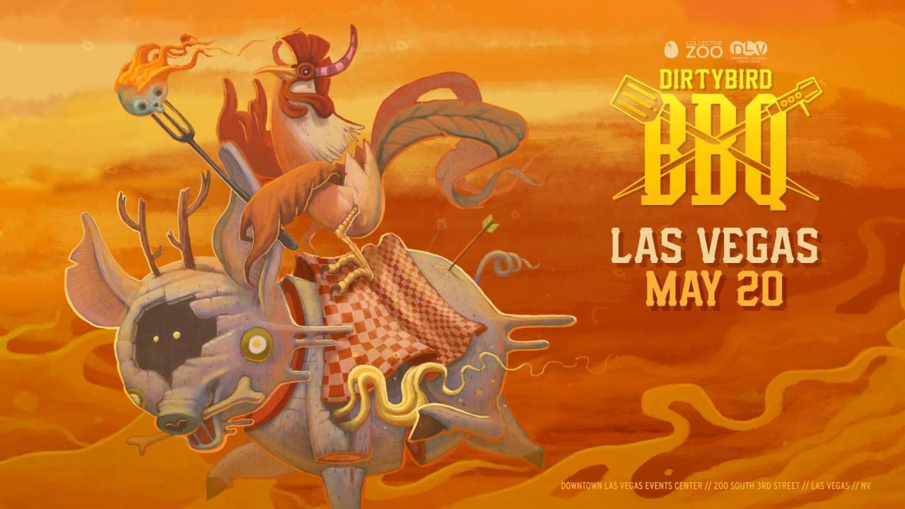 Dirtybird BBQ 2017: Las Vegas || Event Preview