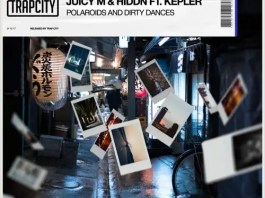 Juicy M HIDDN Kepler Polaroids and Dirty Dances