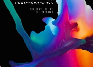 tyDi Christopher Tin You Don't Love Me Freesia