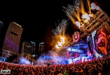 Ultra Music Festival Miami Main Stage Philippe Wuyts