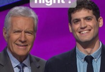 Baauer brother Alex Trebek Jeopardy