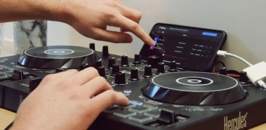 Herculues DJ Controller