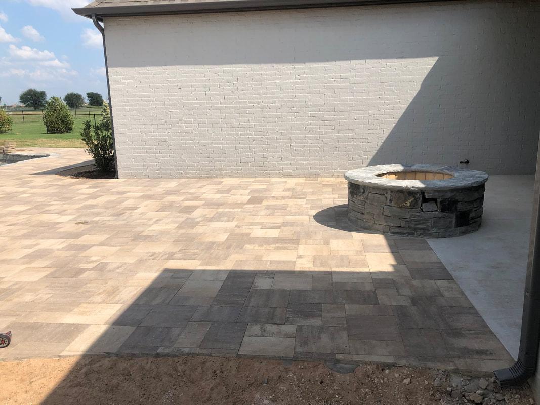 pavers edmond concrete