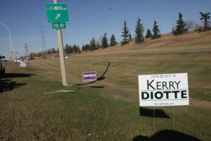 Election Signs Small