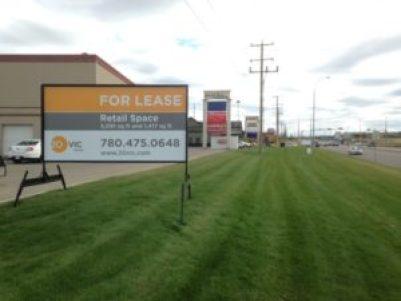For Sale Signs Edmonton
