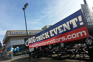 Big Truck Event