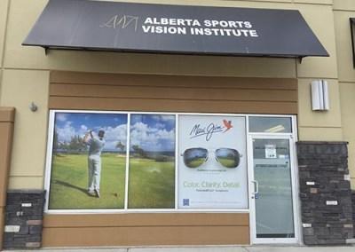 Alberta Sports Vision Institute
