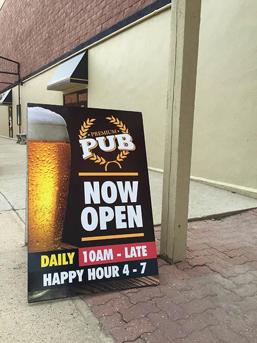 Premium Pub