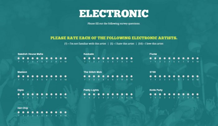 firefly-electronic-survey
