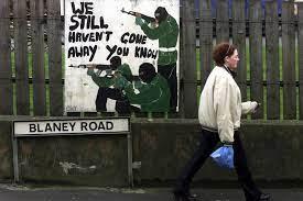 IRA, 40 años de lucha sangrienta contra la dominación británica - RTVE.es