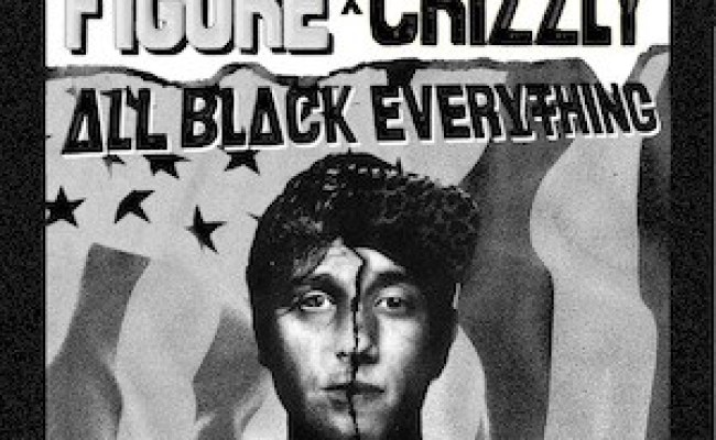 Crizzly Figure All Black Everything Tour