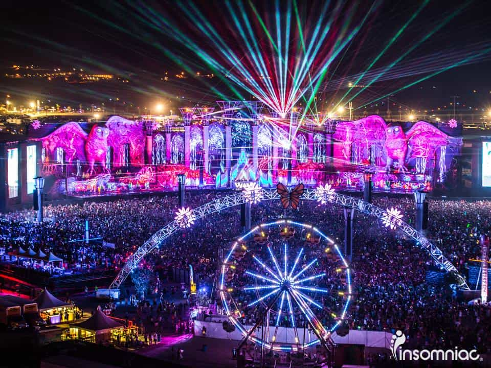 Deadmau5 Car Wallpaper The Kinetic Cathedral Largest Stage Ever Assembled In