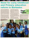 Need for early Childhood and Primary education reform in Barbados - 2015-11-27 Barbados Today - Pages 12-13