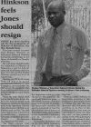 Hinkson feels Jones should resign - 2016-05-05 - The Barbados Advocate - Page 5