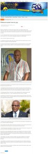 Hinkson wants Lowe to pay - 2016-10-15 - Barbados Today website