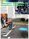 2017-03-02 – BarbadosToday – Page 10 – Opposition MP appeals for disabilities legislation