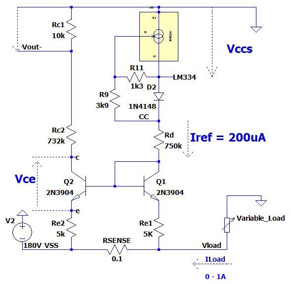 Current Sense Circuit A Classic Design Using Positive Rail Sensing