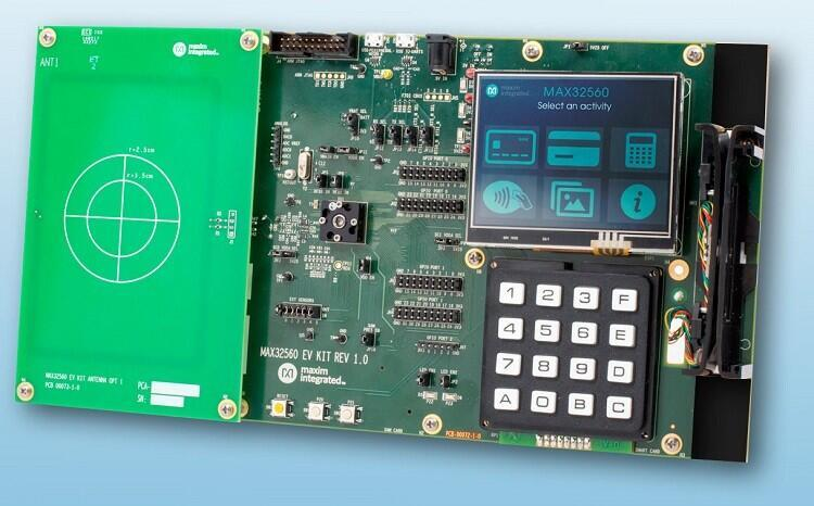 安全微控制器簡化EMV非接觸支付終端設計 - 電子技術設計