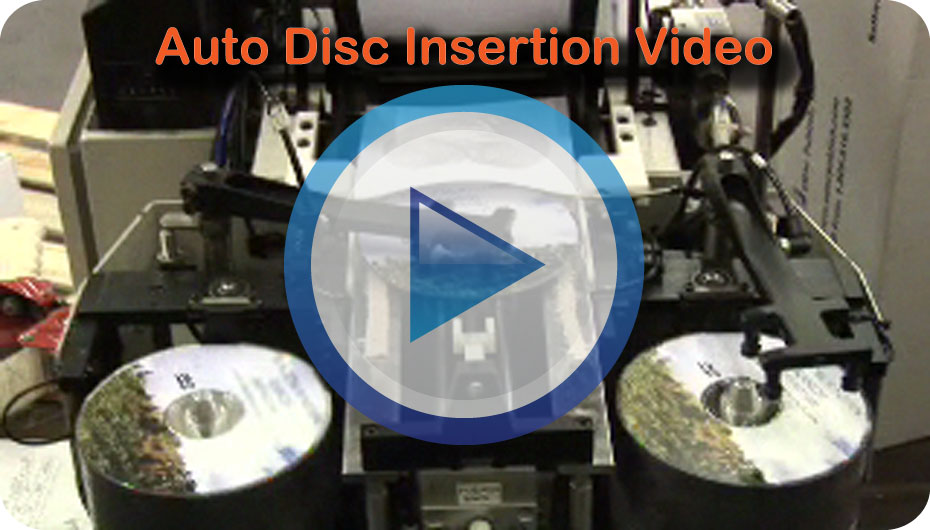 Automatic Disc Insertion Video