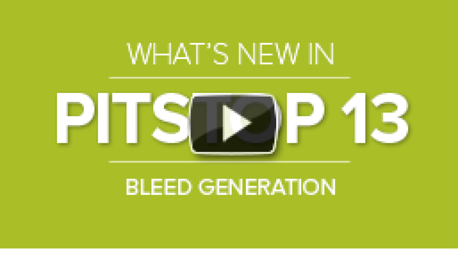 PitStop Pro 13 automatically adds Bleed to PDF files. This video explains the different scenarios in which this new and highly effective feature does its job, and also demonstrates how the added bleed is built up in different separations.