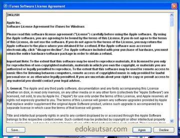 Cara install itunes di windows xp 7 8