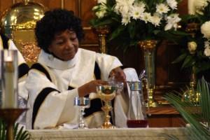 Deacon Joyce Eskamire-Jackson Retires