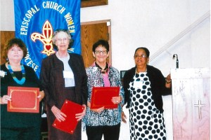 2016 ECW Honored Women