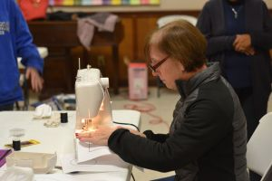 Fashion designer-seamstress hopes class leaves students sewn together | Zachary | theadvocate.com