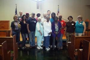 Trinity Wall Street Spring 2017 Mission Trip to Louisiana