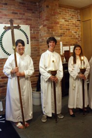Photographs: Ordination of Jane-Allison Wiggin-Nettles to the Sacred Order of Priests