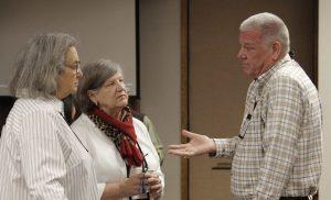 Executive Council ponders, debates next triennial General Convention budget