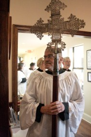 Photographs: Installation of the Rev. Tommy Dillon as Rector of St. Margaret's