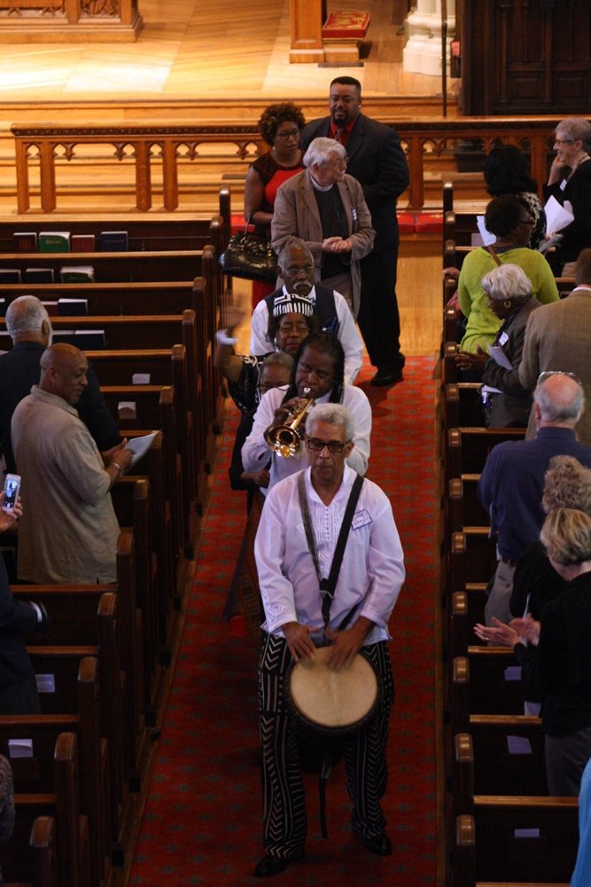 Photographs: Absalom Jones Service