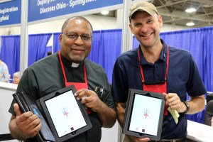 General Convention continues 'virtual trend' of going paperless