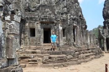 Me at Angkor Wat