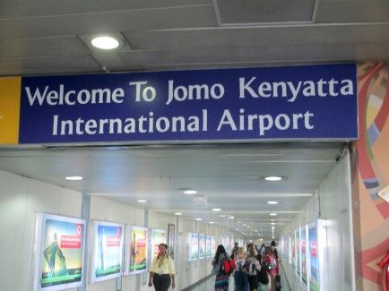Welcome to Kenya!