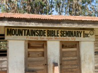 Bible college where we taught a few times