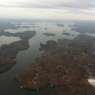 Lake Lanier - Gainesville, Georgia
