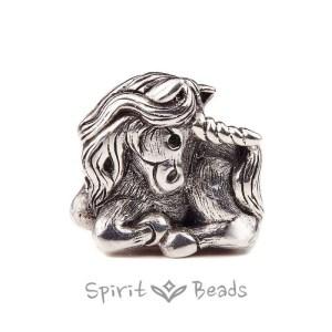 Spiritbeads Unicorn Silver