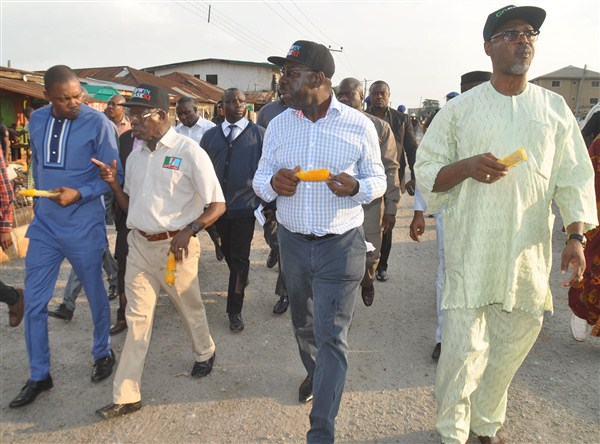 You have our support, Edo market women tell Obaseki