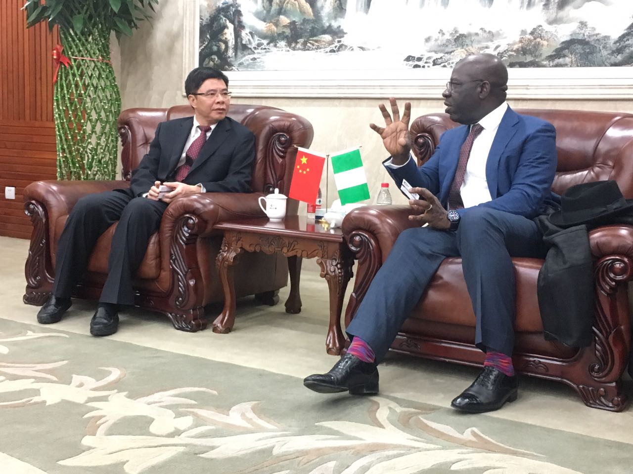 Obaseki's China trip: Another step in the right direction