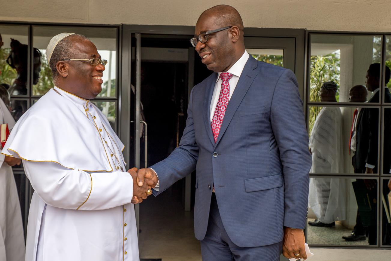 Obaseki sets to tackle menace of street children in Edo