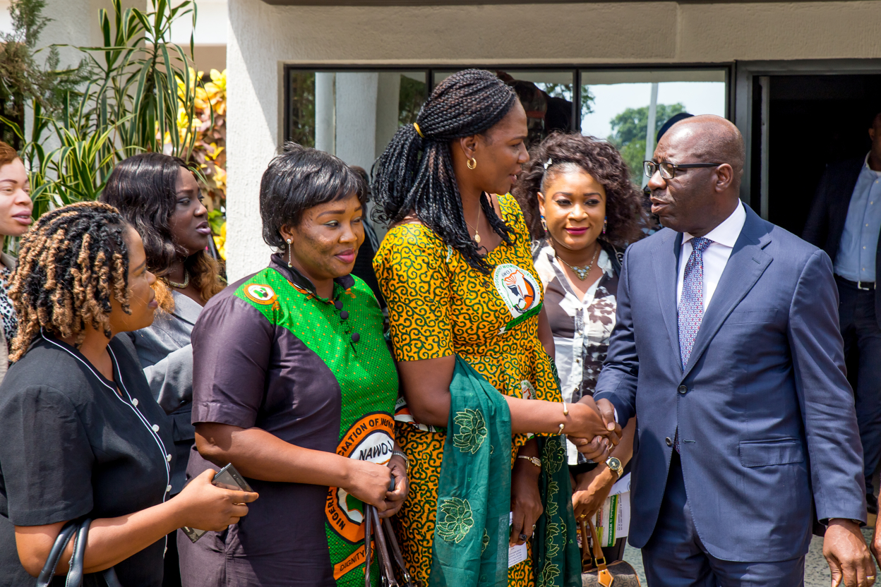 Party leaders to submit would-be-appointees to Governor Obaseki