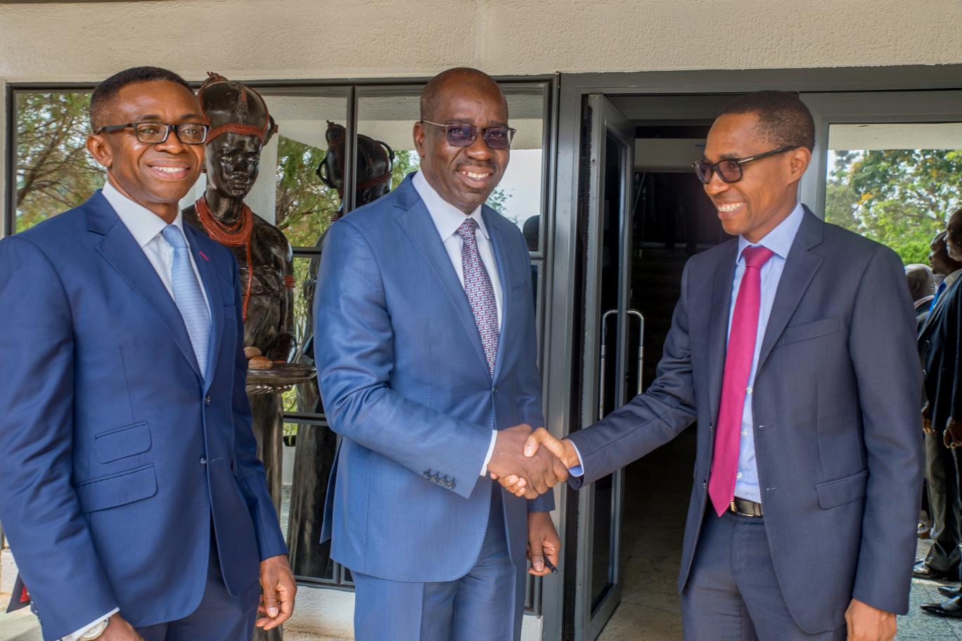 Obaseki inaugurates Agric committee, targets 80,000 jobs