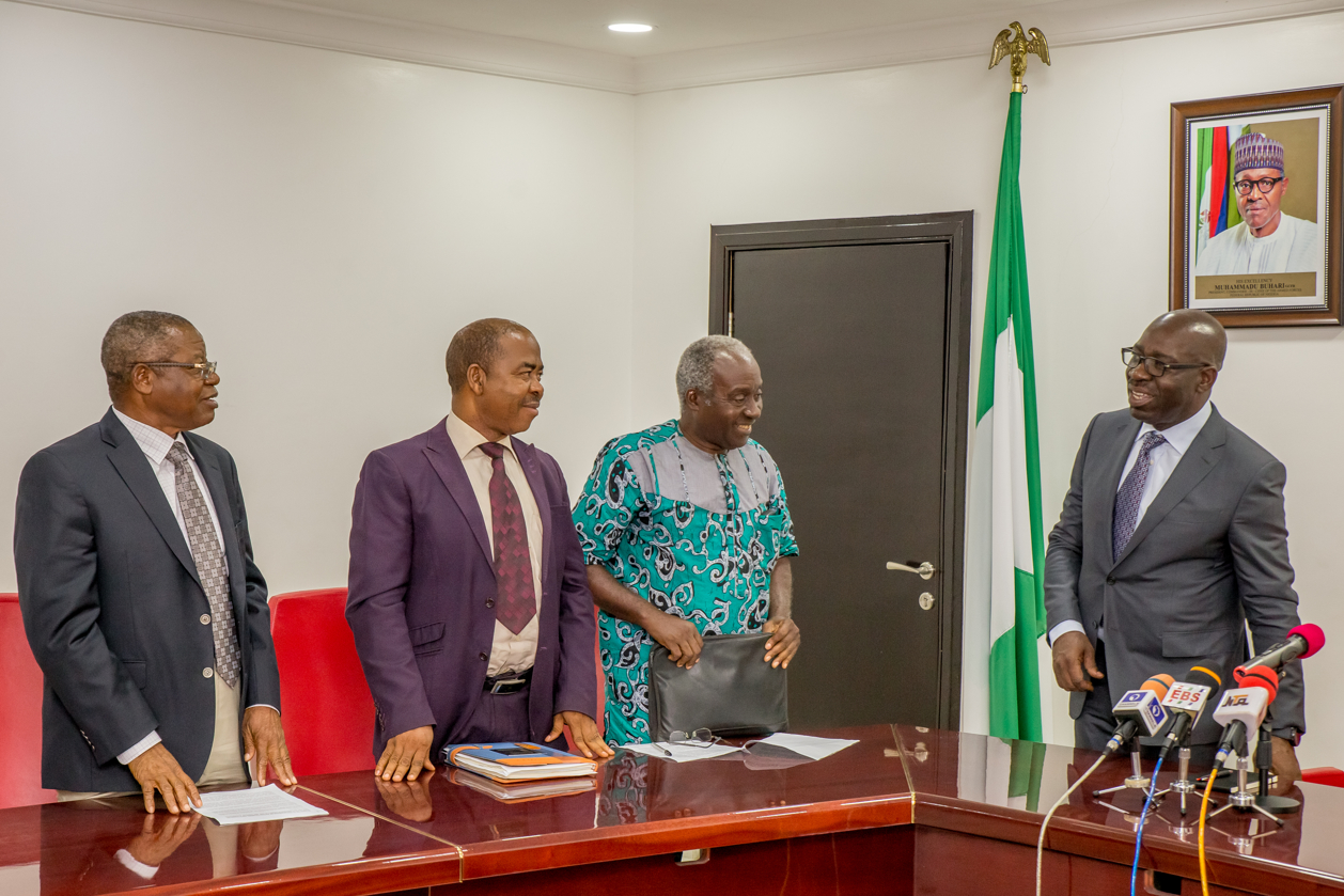 Edo to collaborate with MAN to create industrial park