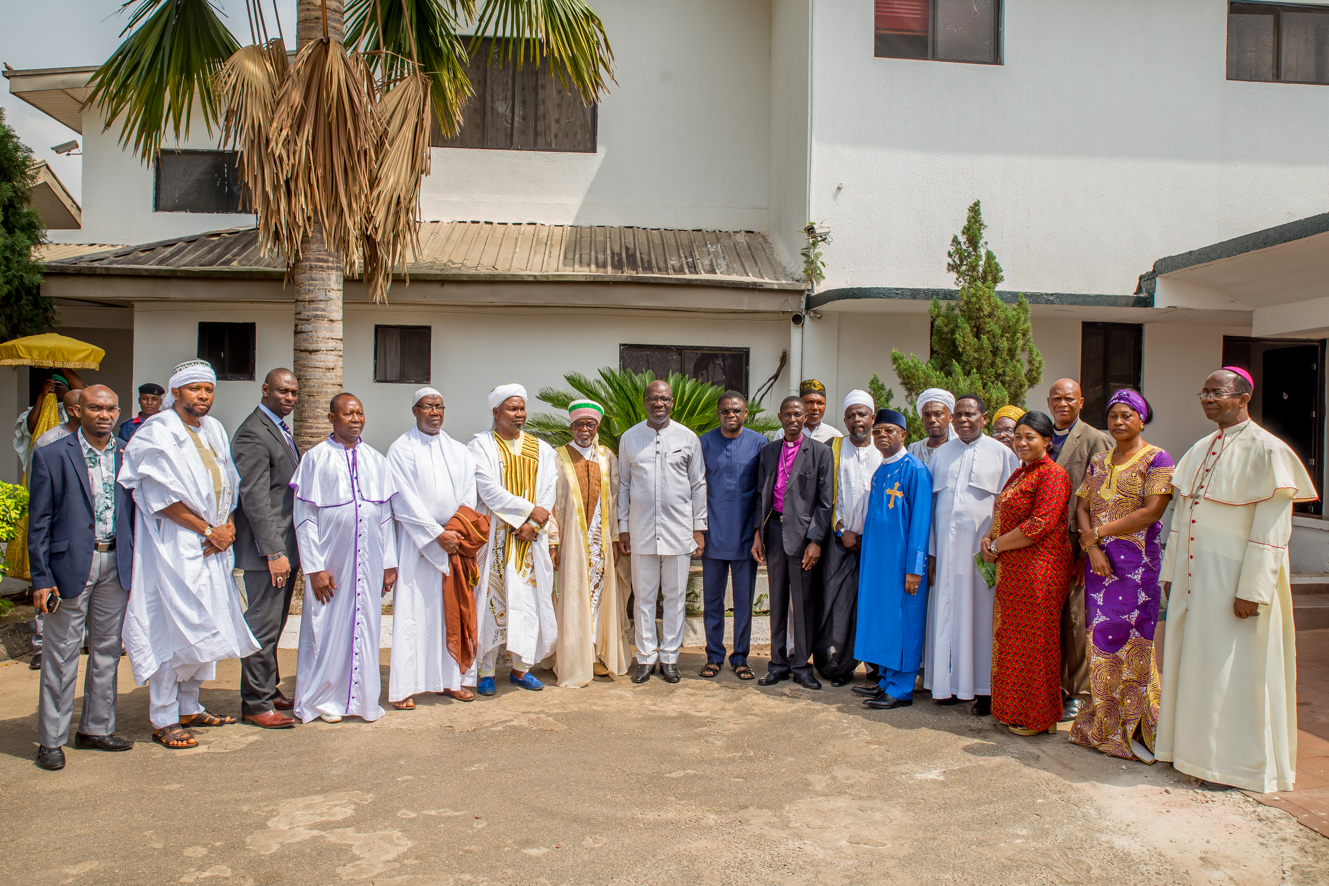 Obaseki to partner religious leaders on social development