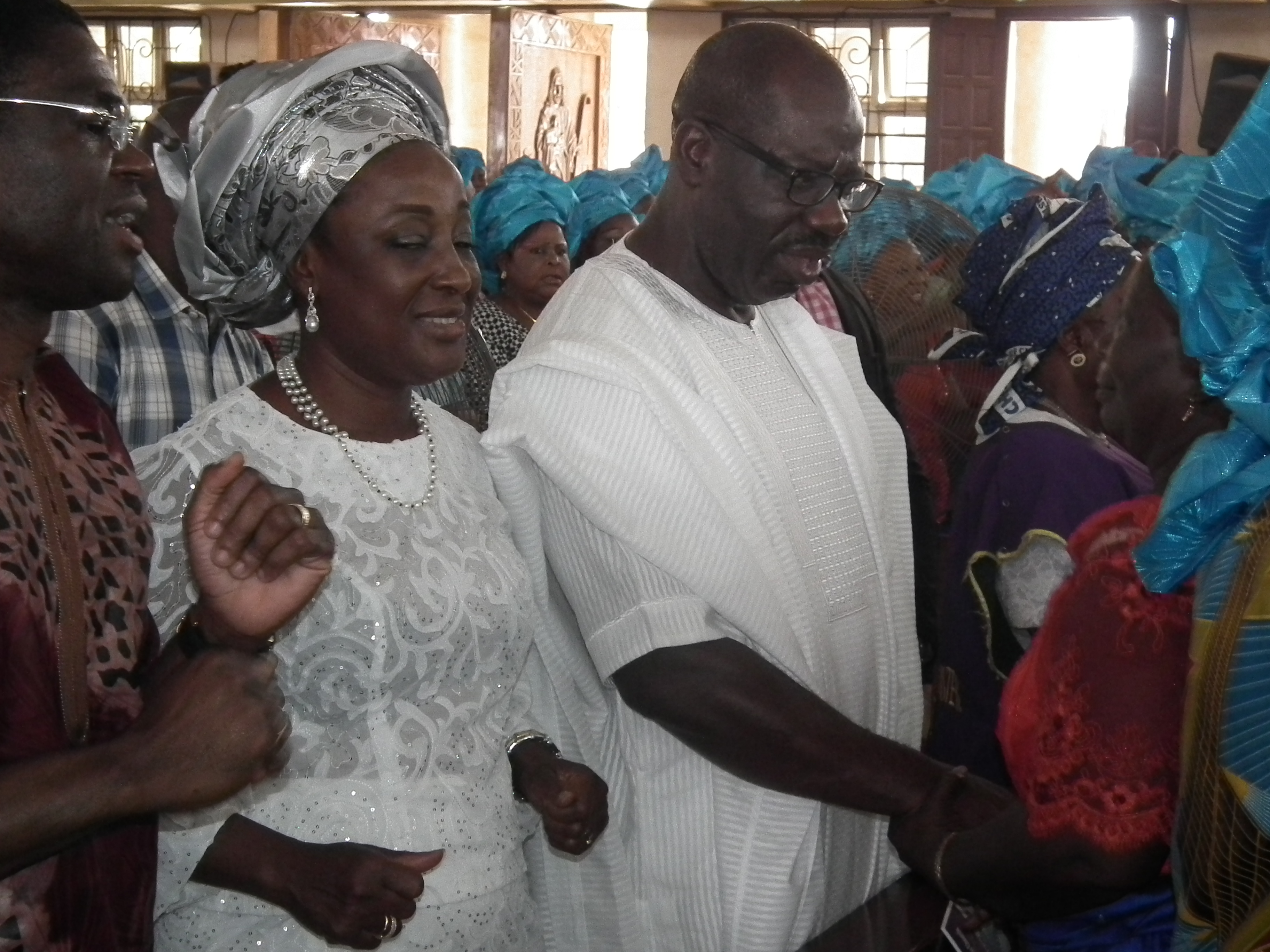 International women day: Mrs Betsy Obaseki to empower 500 widows