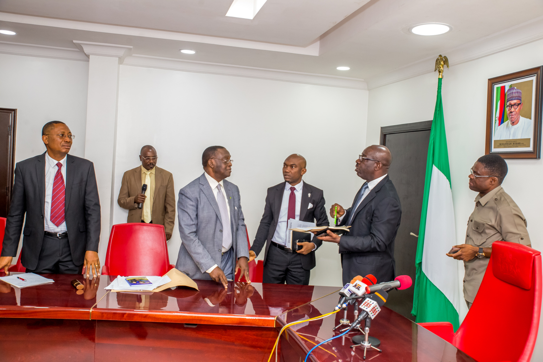 Obaseki inaugurates Social Investment Programme Committee in Edo